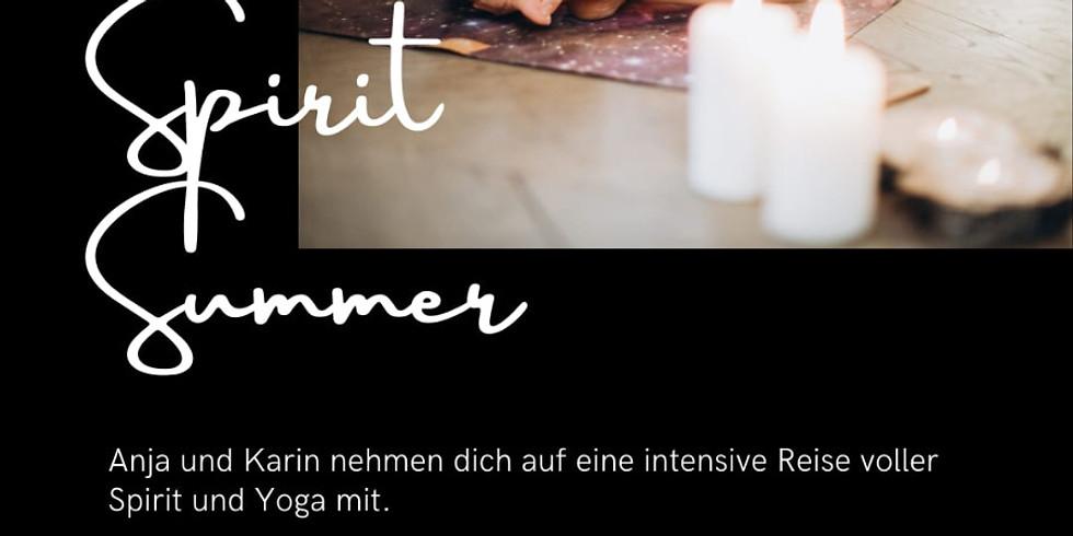 Summer Spirit mit Karin und Anja