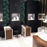 Rénovation boutique Poiray