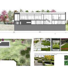 Garden for a new church