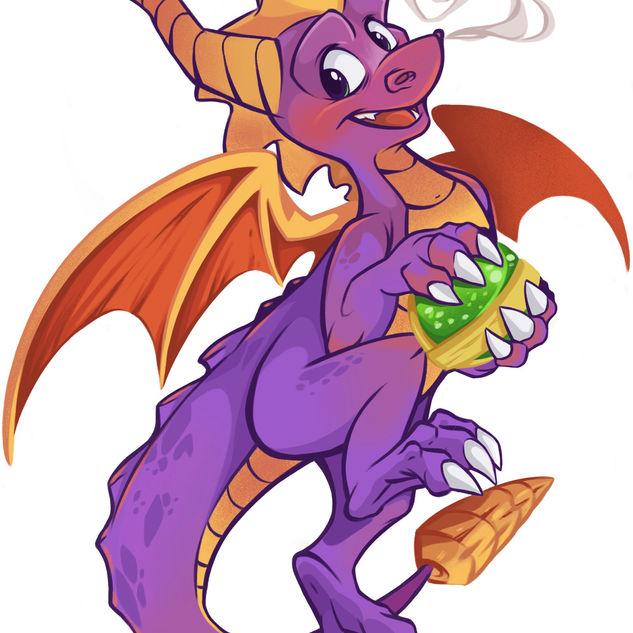 Spyro and an Orb.jpeg