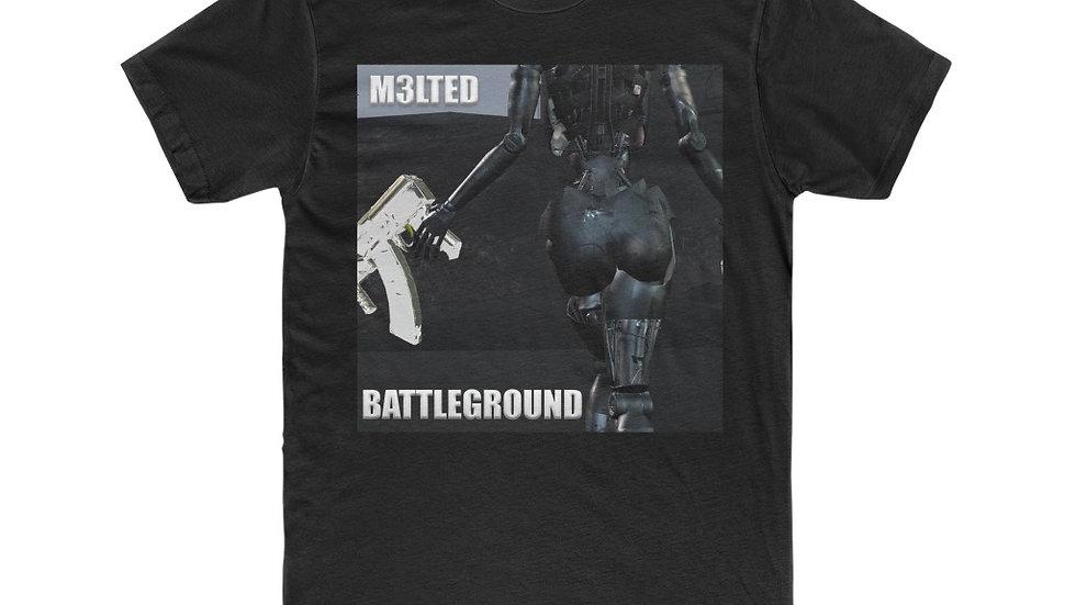 M3LTED Battleground Cotton Crew Tee