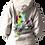 Thumbnail: M3LTED AK Rose Multi-color Design Hoodie