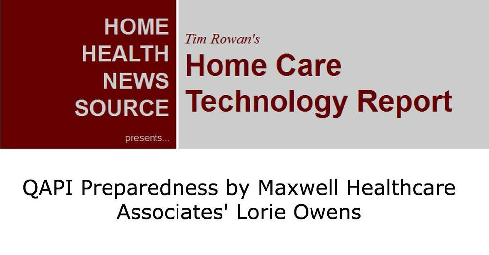 Home Health and Hospice QAPI preparedness