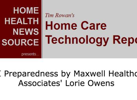 Home Care Tech Report: Prepare Your Agency for QAPI