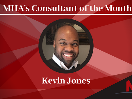 April Consultant of the Month: Kevin Jones