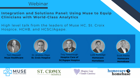"Recapping Muse's ""Integrations and Solutions"" Discussion Panel Webinar"