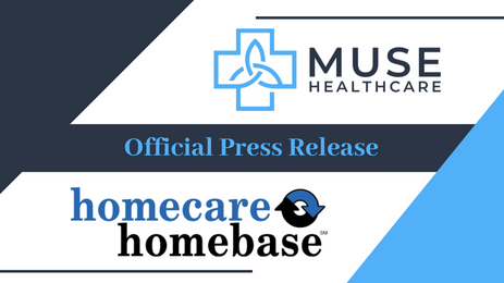 Press Release: Muse Joins Forces with Homecare Homebase