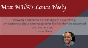 Lance Neely home health and hospice consultant