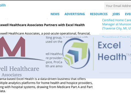 Maxwell Healthcare Associates Partners with Excel Health