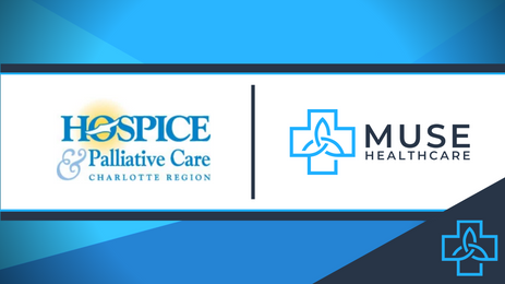Hospice & Palliative Care Charlotte Region First to Adopt Muse's Machine Learning Tool in NC