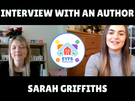 Interview with an Author - Sarah Griffiths