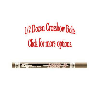 Laser II Crossbow Bolts, 22 Inch