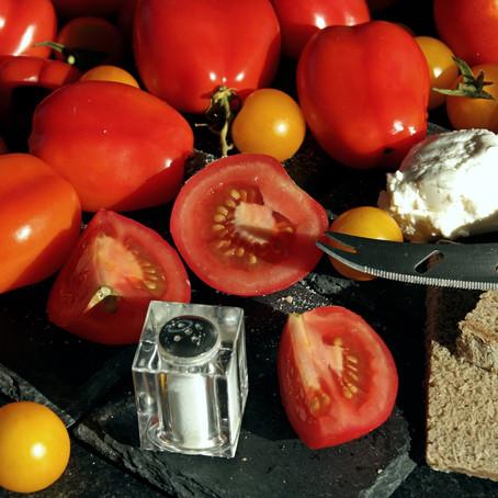 #Tomate – Es gibt sie in so vielen tollen Sorten, aber es kommt auf etwas ganz anderes an…