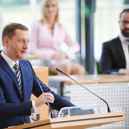 #Kretschmer: Sachsens Ministerpräsident schließt Oster-Urlaub aus