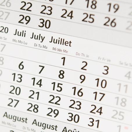 #ÄnderungenimJuli: Das kommt  im neuen Monat