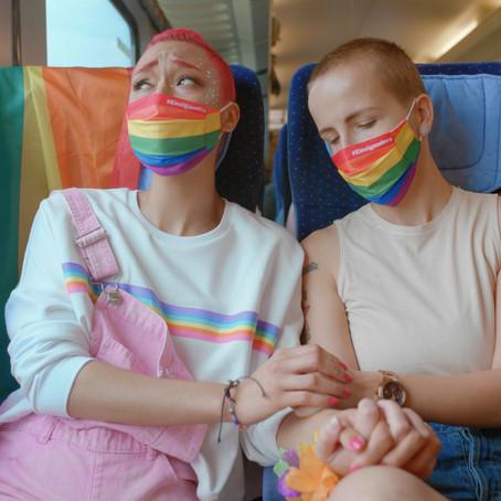 #PrideRide: Bahn startet LGBTIQ-Kampagne