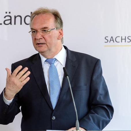 #Haseloff fordert vom Bund sofort Freiheiten für Geimpfte und Genesene