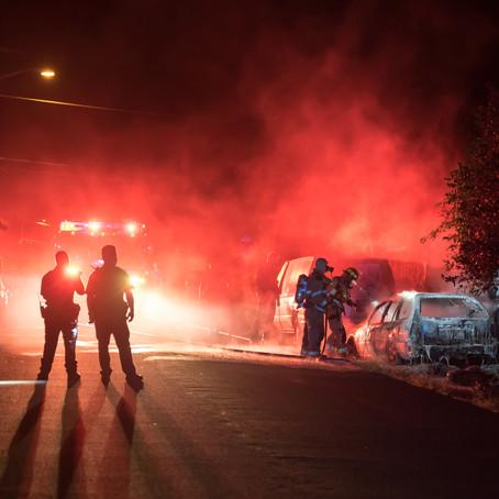 #Gewaltbereitschaft nimmt in Deutschland zu