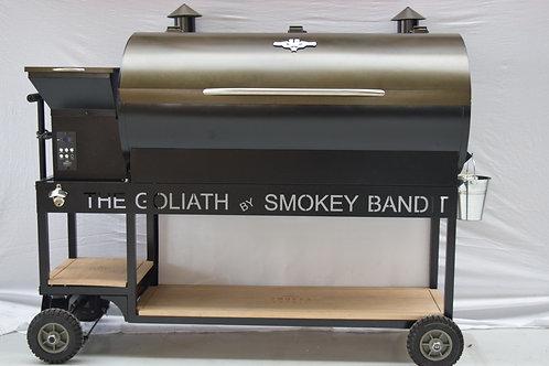 SMOKEY BANDIT THE GOLIATH PELLET SMOKER VOOR DE PROFESSIONAL