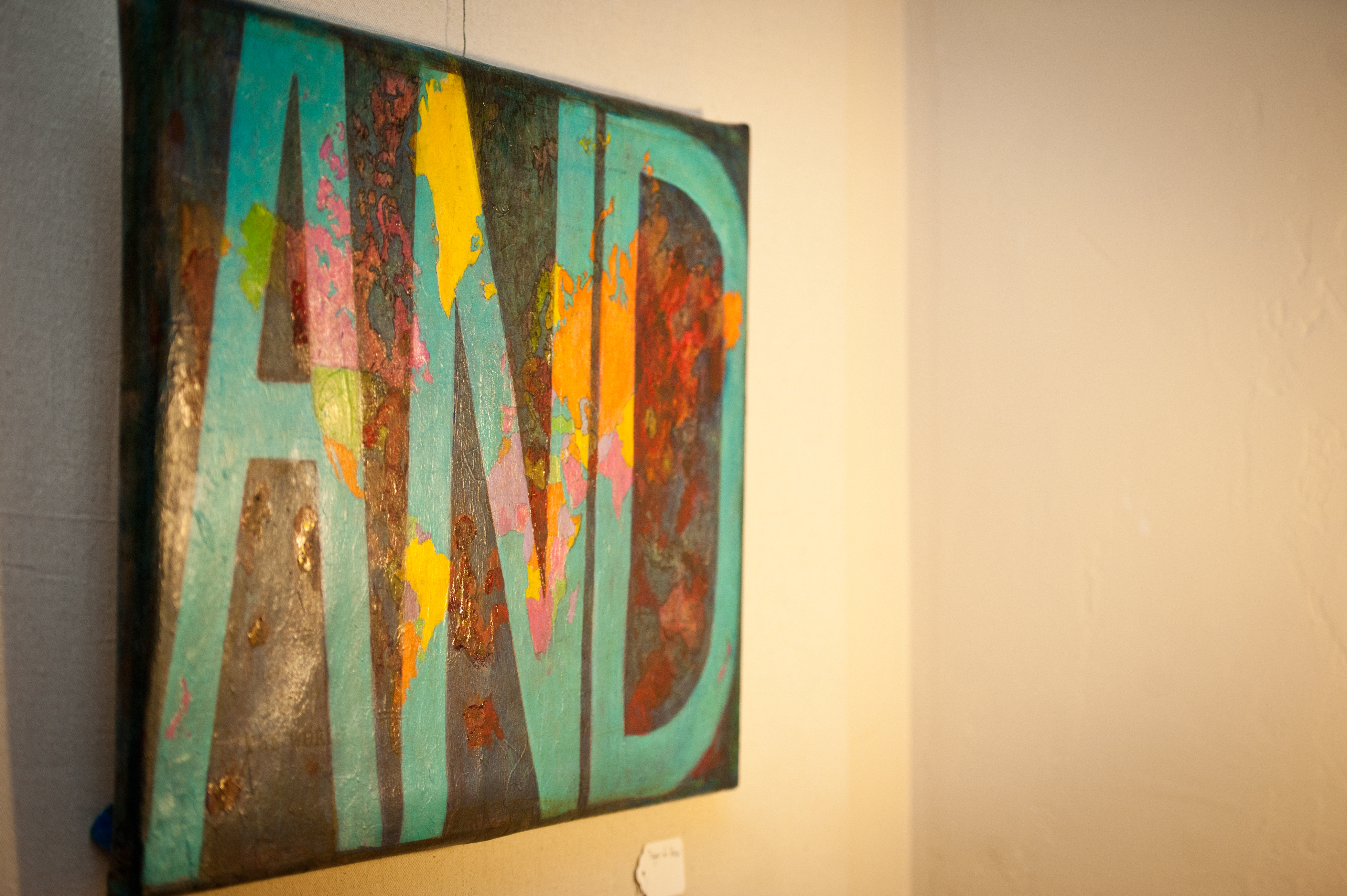 Art Inspired Salon | 'AND' Series