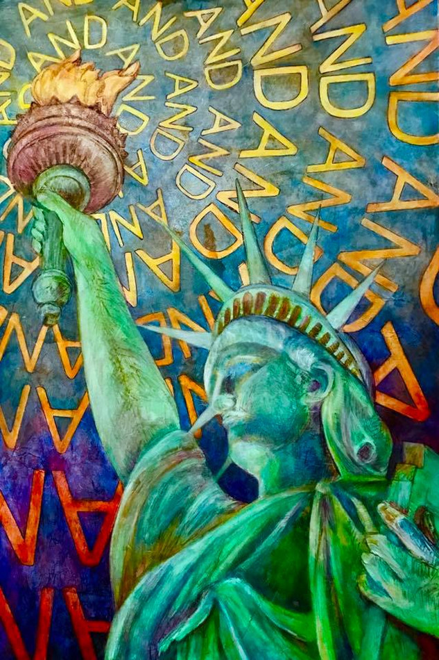 """""""Enlightened Liberty""""  