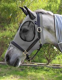Fly Mask-Comfort Fit Grey.jpg