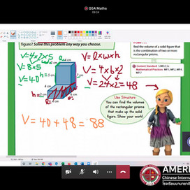 Learning Math Online