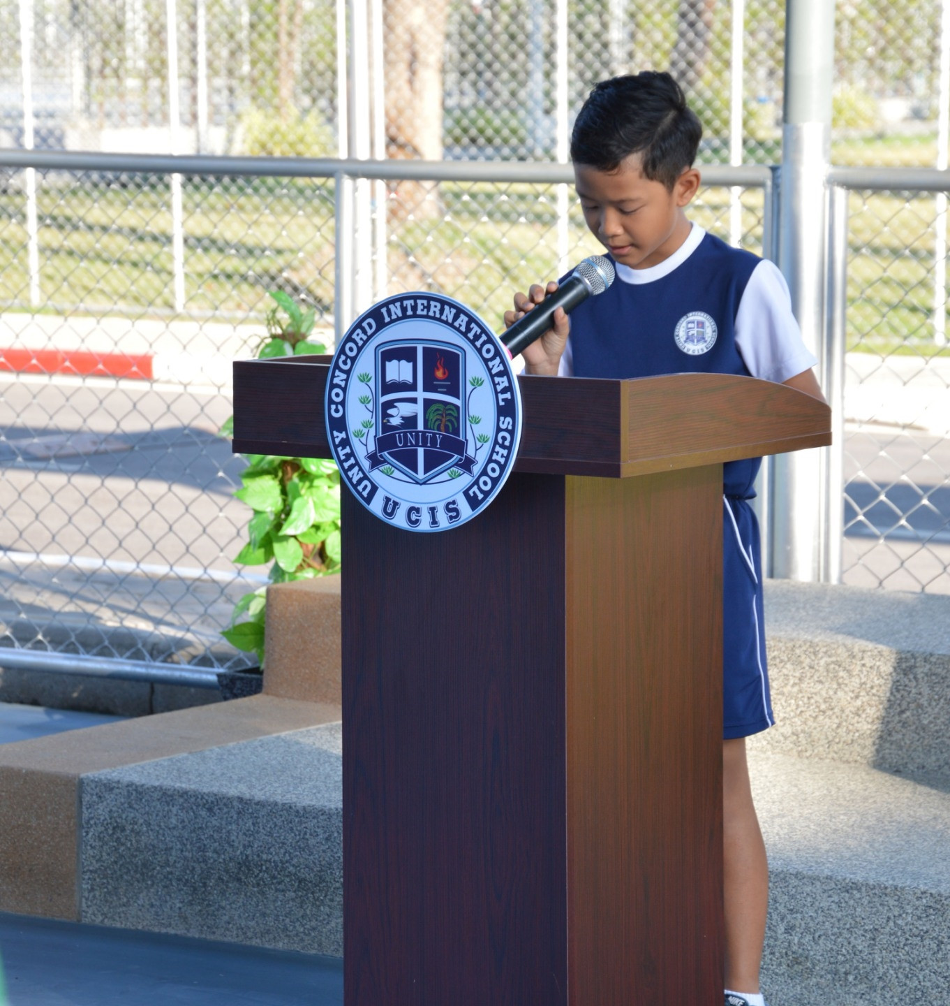 UCIS - Father's Day, Poem Recital