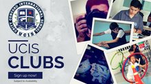 Clubs for Semester 2 - Sign up now