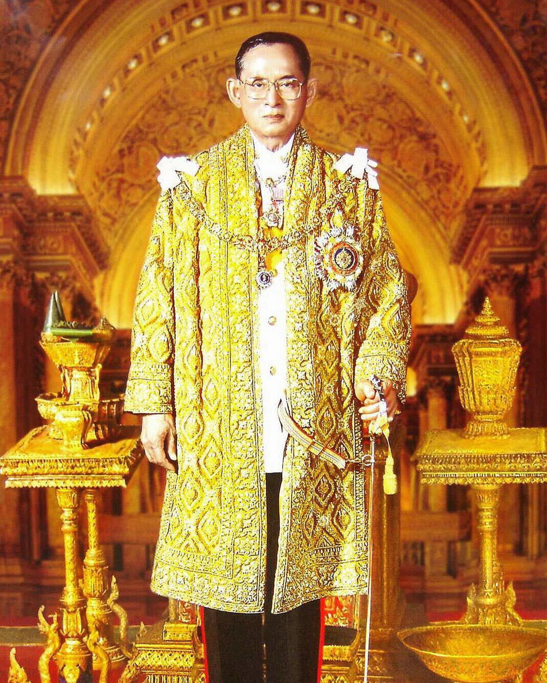 In Remembrance of King Rama IX