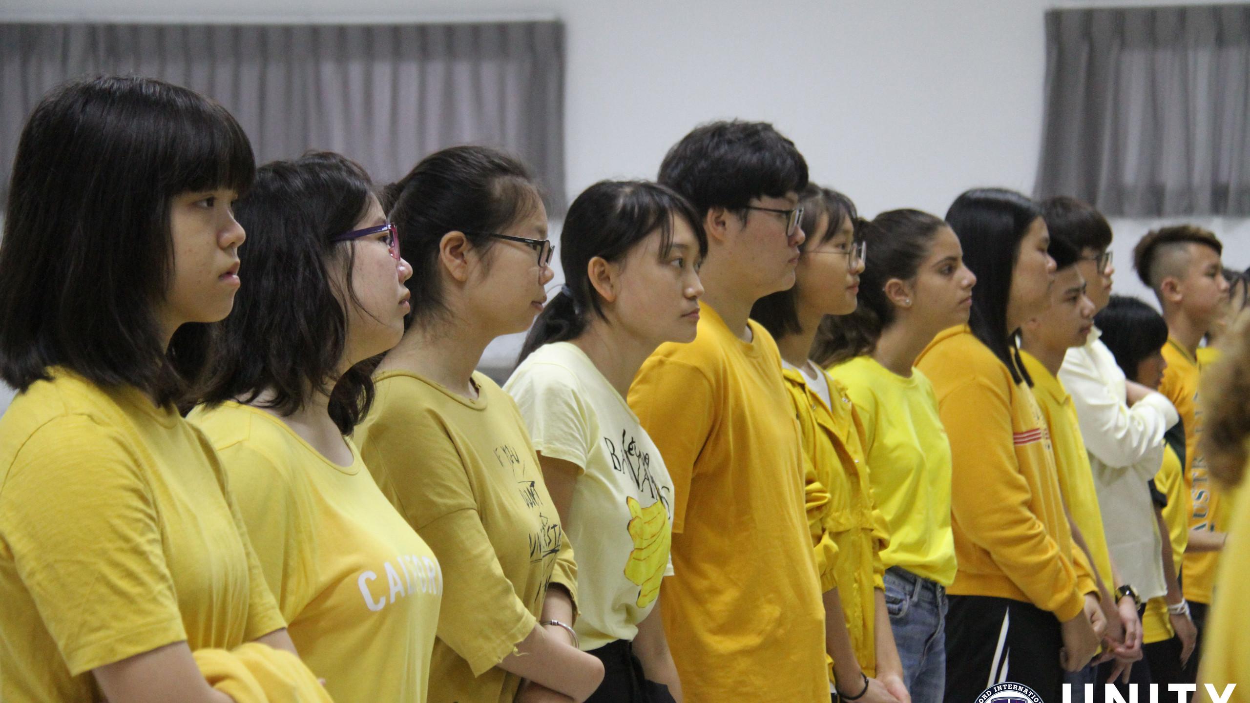 Unity Concord International School