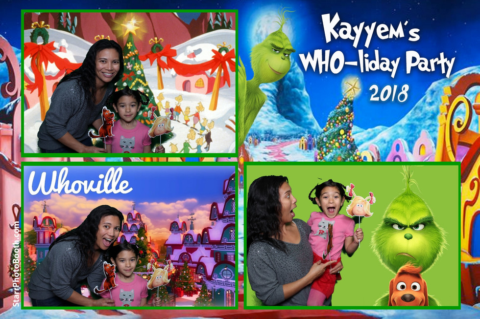 Themed kids event