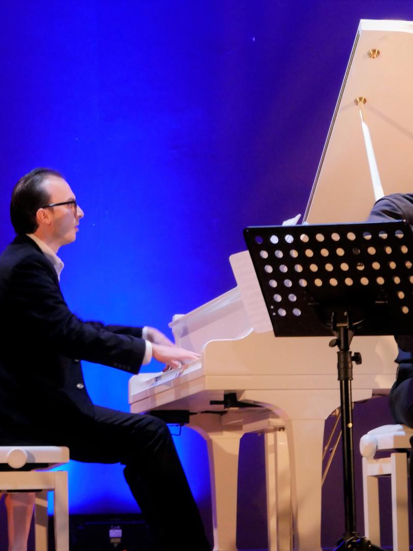 with Basile Ausländer