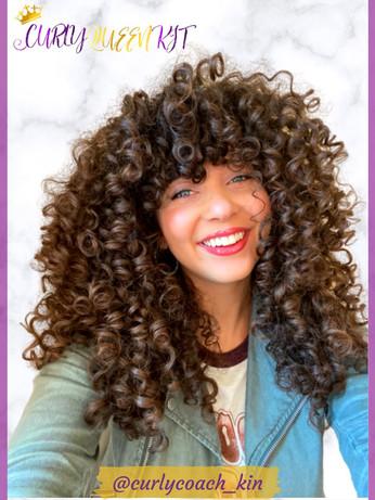 Curly Coah Kin