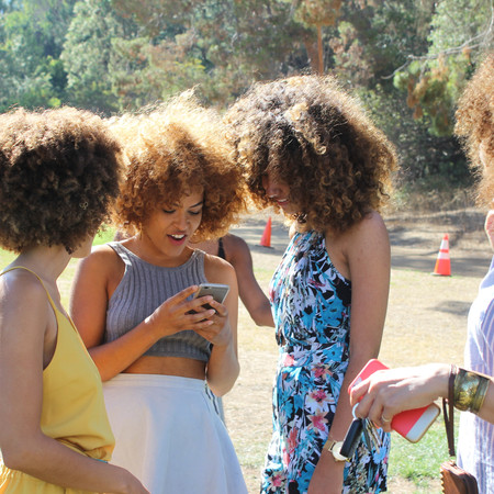 SPRING  HAIR  CARE  TIPS  FOR CURLY  QUEENS