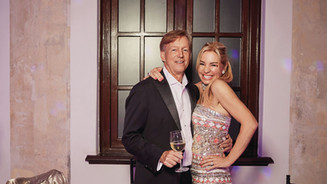 Viva Las Vegas: Annabelle Bond and Ken Hitchner Celebrate his Birthday in style