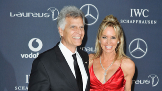 Red Carpet at the Laureus World Sports Awards