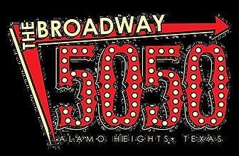 Broadway 5050 Logo