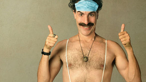 14 Years Later, A New America Brings Out Borat's Heart