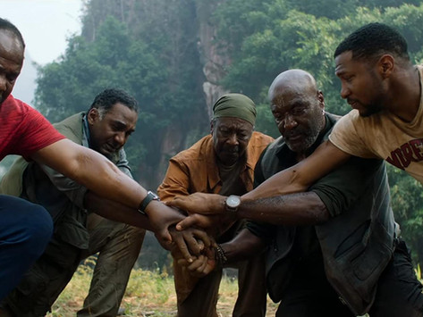 Da 5 Bloods Offers A Vision of Black Autonomy