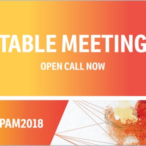 [CLOSED] Open Call for Table Meeting