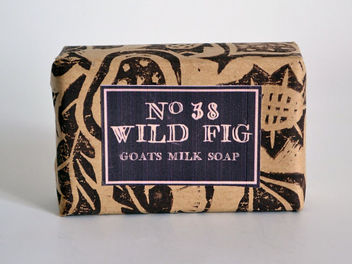 Soap No.38 Wild Fig