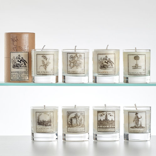 6x 200ml Candle in Glass (£7.62each)