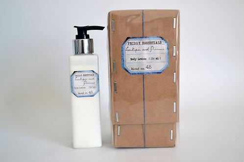 Body Lotion No.45 Larkspur and Primrose
