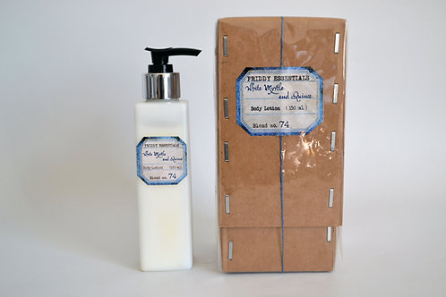Body Lotion No.74 White Myrtle and Quince