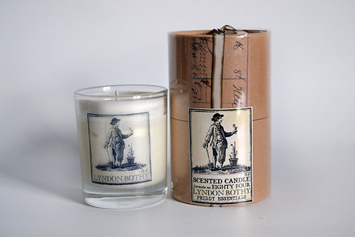 Glass Candle No.84 Lyndon Bothy