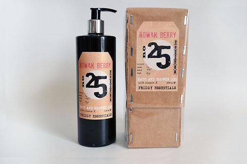 Bath and Shower Gel No.25 Rowan berry