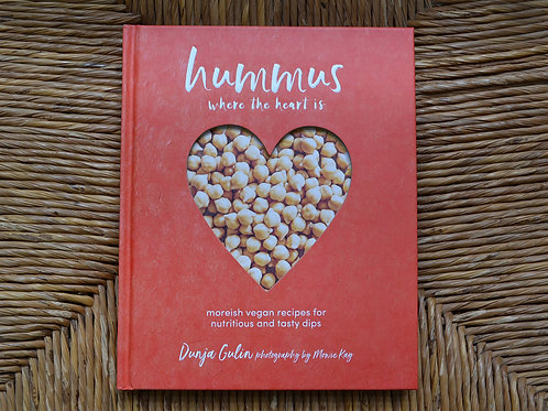 Hummus where the heart is by Dunja Gulin
