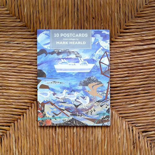 Mark Hearld postcard set