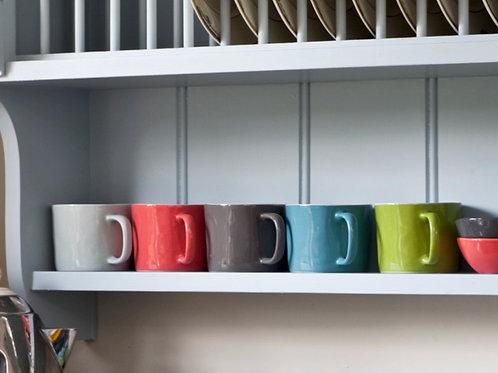 fine stoneware mug